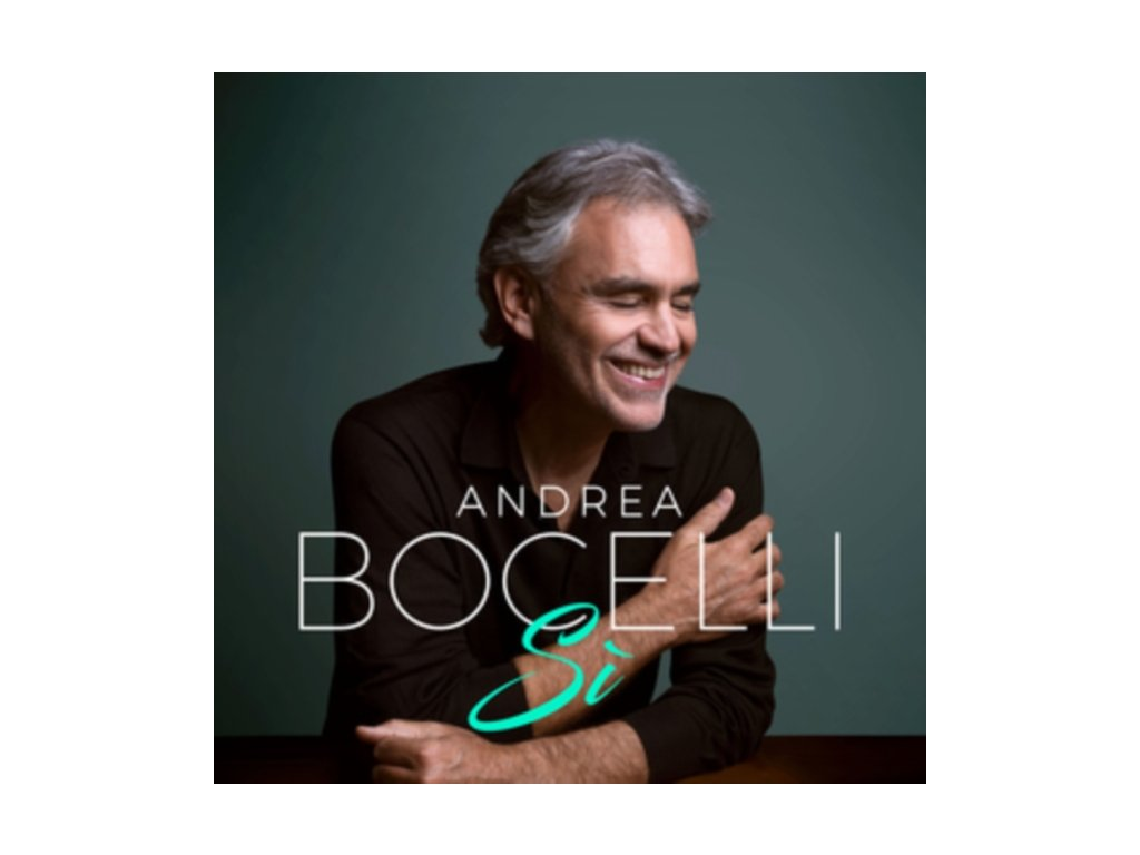 Andrea Bocelli - Si (Music CD)