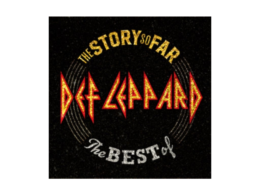 Def Leppard - The Story So Far…The Best Of Def Leppard (Music CD)