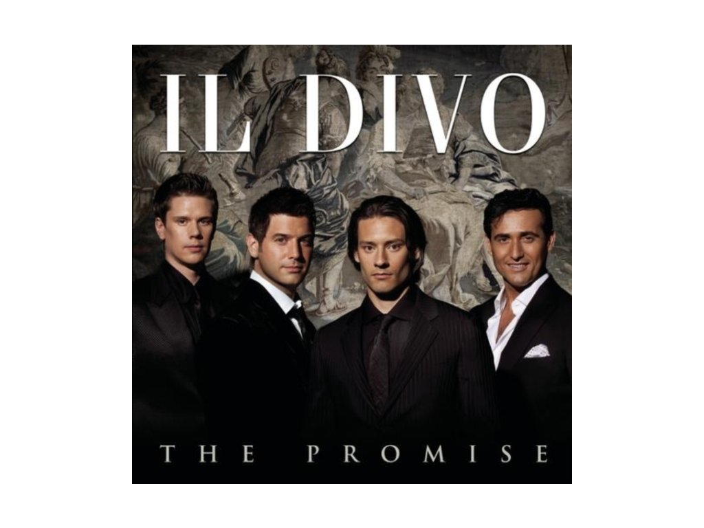 Il Divo - The Promise (Music CD)