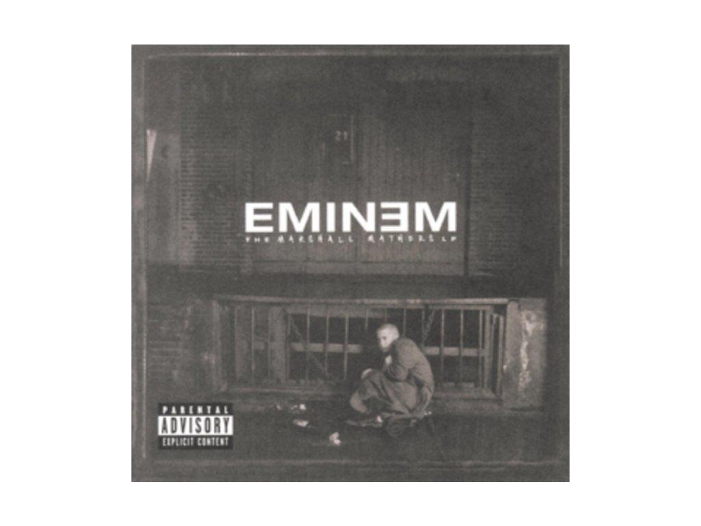 Eminem - Marshall Mathers LP (Music CD)