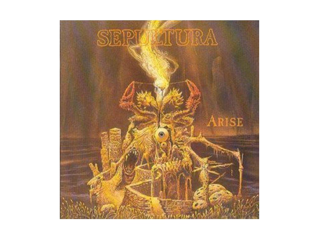 Sepultura - Arise (Music CD)