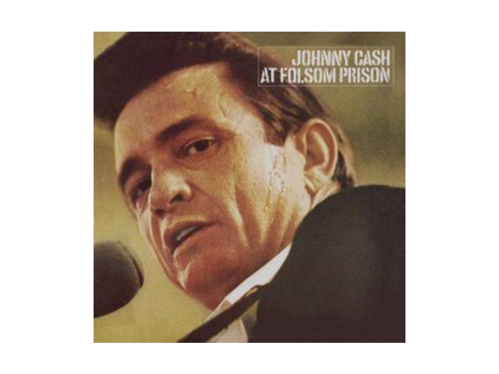 Johnny Cash - Live At Folsom Prison (Music CD)