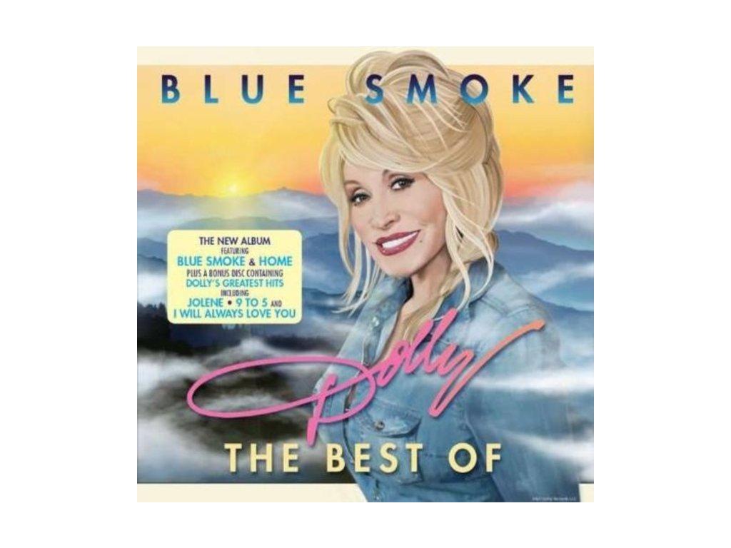 Dolly Parton - Blue Smoke: Best Of (Music CD)
