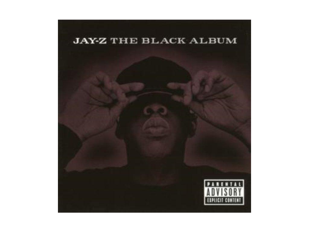 Jay-Z - The Black Album  (Music CD)