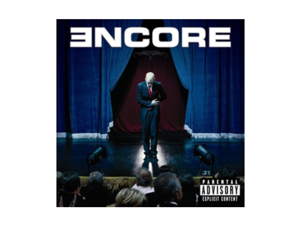 Eminem - Encore (Music CD)
