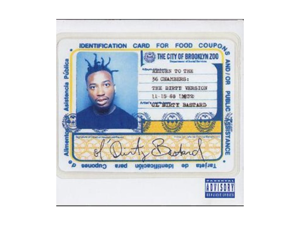 Ol Dirty Bastard - Return To The 36 Chambers: Dirty Version (Music CD)