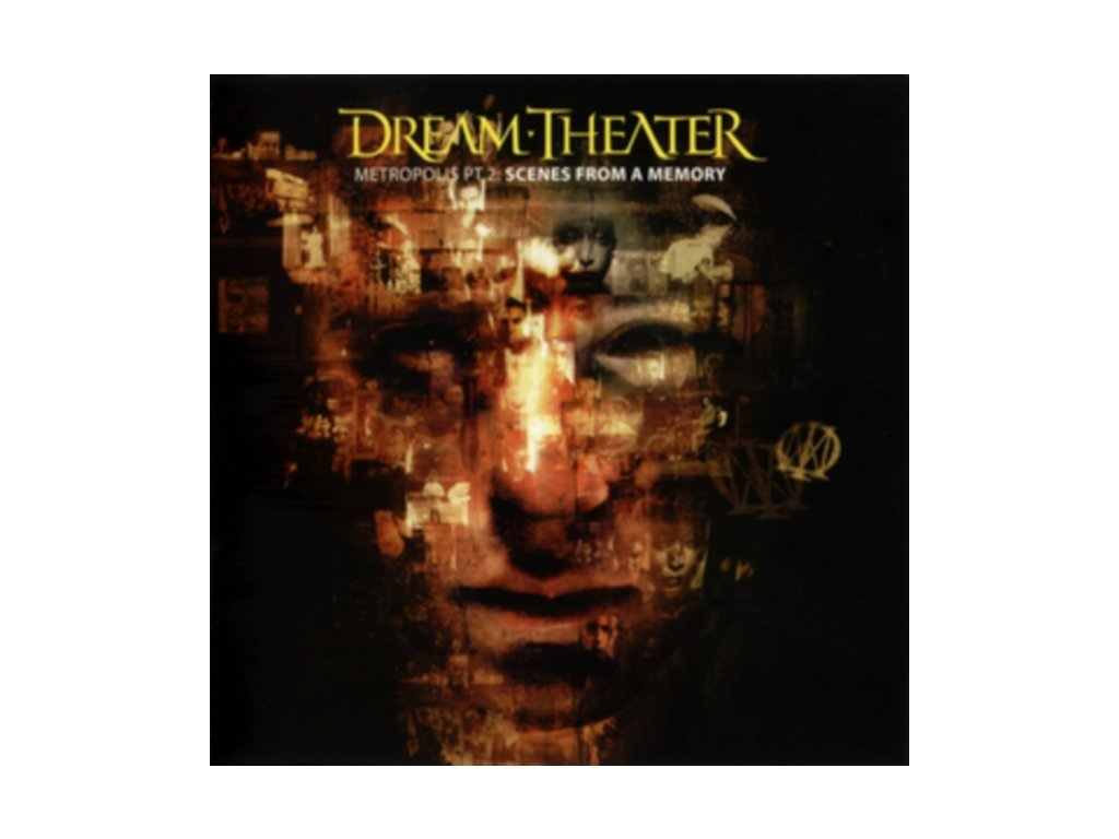 Dream Theater - Metropolis Pt 2: Scenes From A Memory (Music CD)