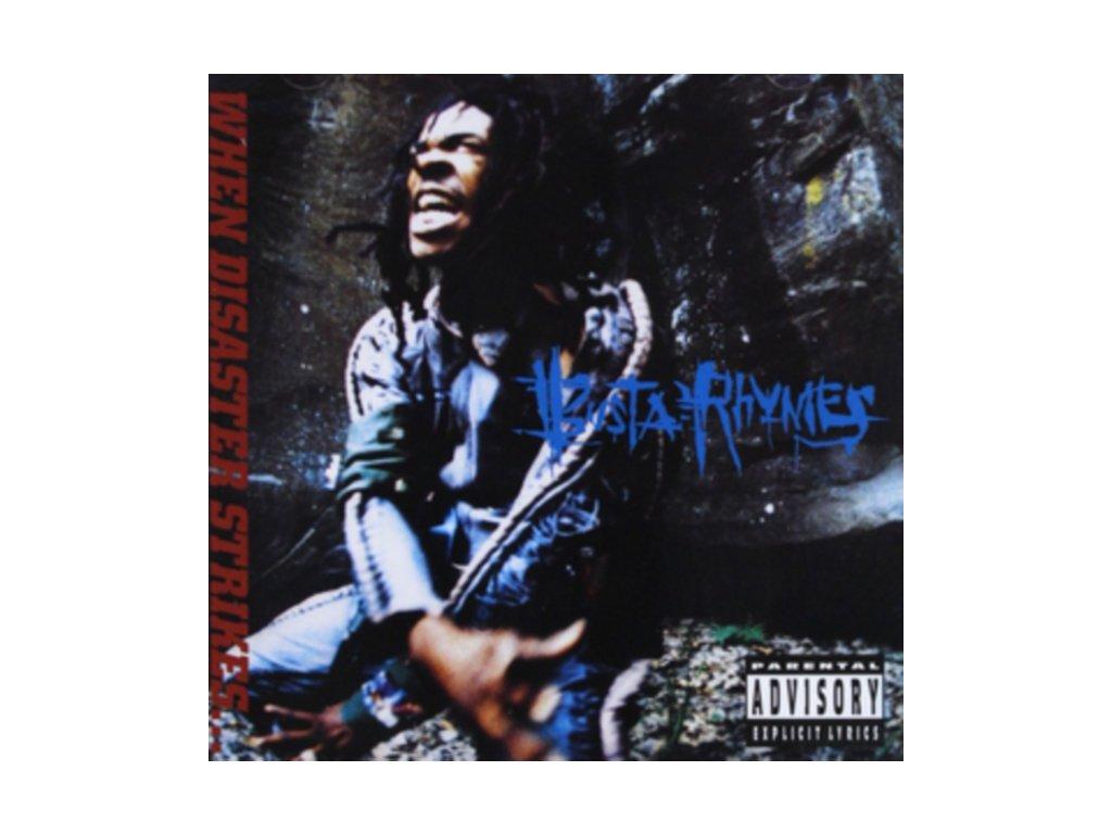 Busta Rhymes - When Disaster Strikes... (Music CD)