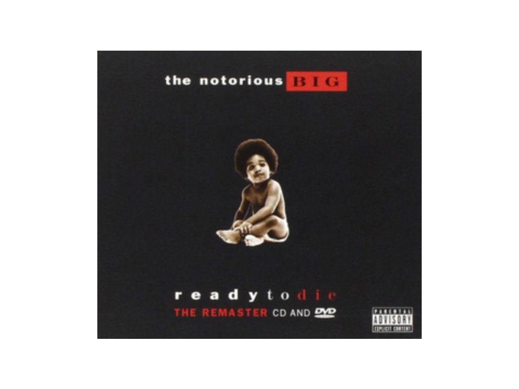 Notorious B.I.G. - Ready To Die (Remastered CD+ DVD) (Music CD)