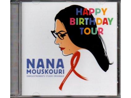 Nana Mouskouri: Happy Birthday Tour (CD)