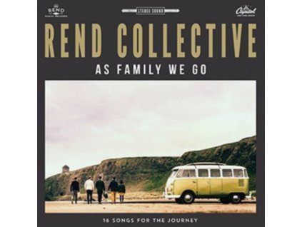 Rend Collective (The) - As Family We Go (Music CD)