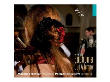 DUO A TEMPO - Euphonia (CD)