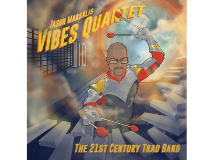JASON MARSALIS VIBES QUARTET - The 2St Century Trad Band (CD)