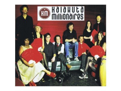 KALAKUTA MILLIONAIRES - Kalakuta Millionaires (CD)