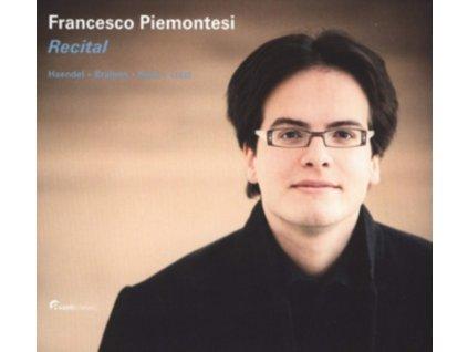 VARIOUS ARTISTS - Francesco Piemontesi Recital (CD)