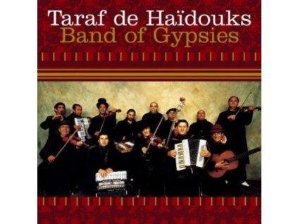 TARAF DE HAIDOUKS - Band Of Gypsies (CD)