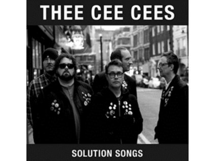 THEE CEE CEES - Solution Songs (CD)