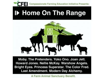 VARIOUS ARTISTS - Home On The Range (CD)