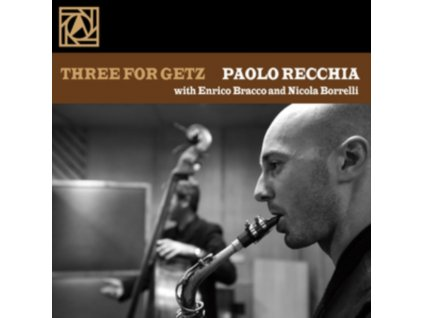 PAOLO RECCHIA - Three For Getz (Japanese Pressing) (CD)