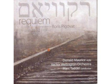 BORIS PIGOVAT - Requiem (CD)