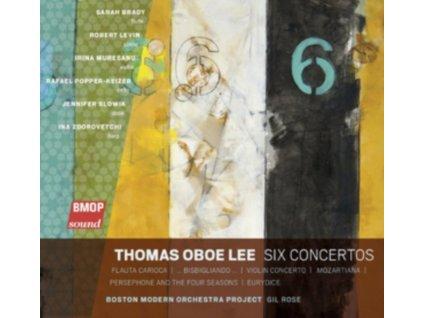 THOMAS OBOE LEE - Six Concertos (CD)