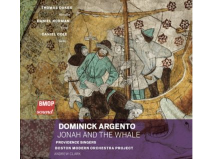 DOMINICK ARGENTO - Jonah And The Whale (SACD)