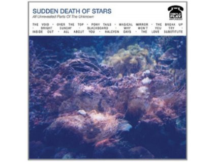 SUDDEN DEATH OF STARS - All Unrevealed Parts Of The Unknown (CD)
