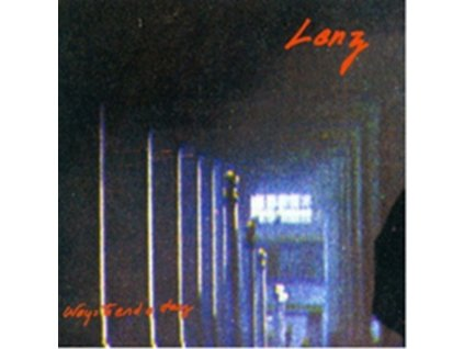 LENZ - Ways To End A Day (CD)