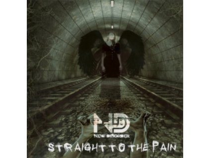 NEW DISORDER - Straight To The Pain (CD)