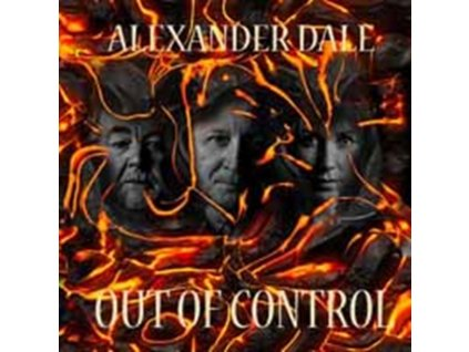 ALEXANDER DALE - Out Of Control (CD)