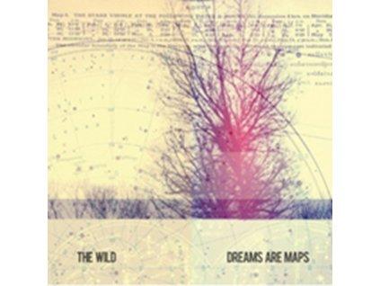 WILD - Dreams Are Maps (CD)