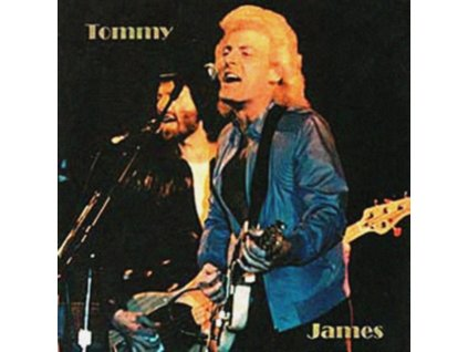 TOMMY JAMES - Discography Deals & Demos (CD)