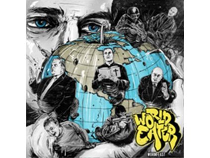 WORLD EATER - Wormfeast (CD)