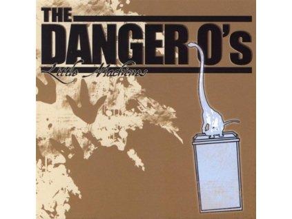 DANGER OS - Little Machines (CD)