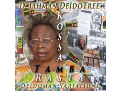 D. JAHMAN DEIDOTREE - Kossa Tamba Rasta (CD)