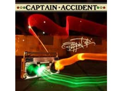 CAPTAIN ACCIDENT - Slippin Up (CD)
