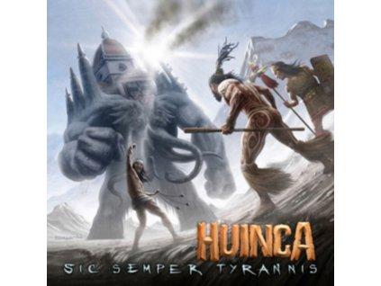 HUINCA - Sic Semper Tyrannis (CD)