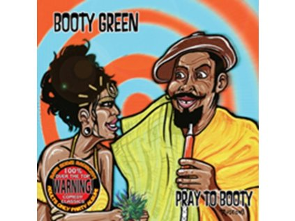 BOOTY GREEN - Booty Green - Pray To Booty (CD)