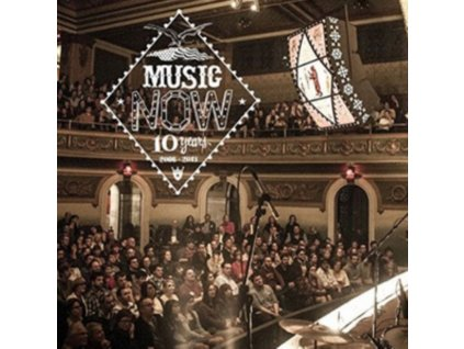 VARIOUS ARTISTS - Musicnow - 10 Years (CD)