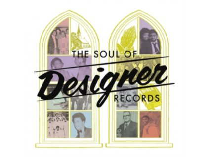 VARIOUS ARTISTS - The Soul Of Designer Records (CD)