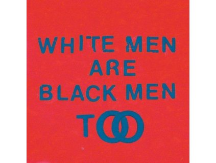 YOUNG FATHERS - White Men Are Black Men Too (CD)