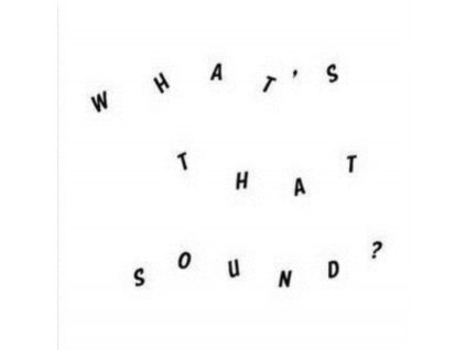 DANIEL WOOLHOUSE - WhatS That Sound (CD)