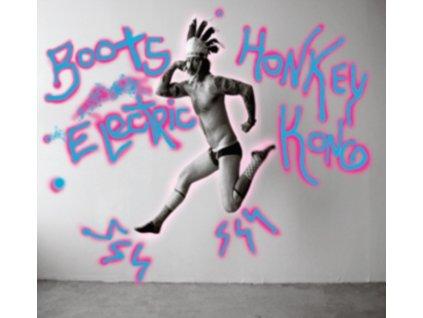 BOOTS ELECTRIC - Honkey Kong (CD)