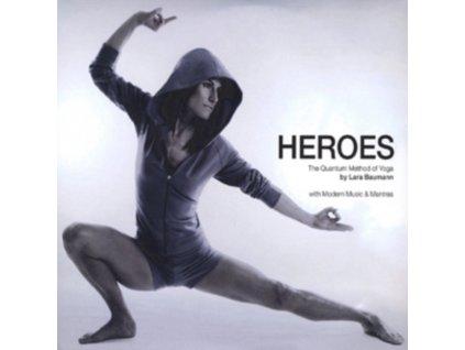 LARA BAUMANN - Heroes - The Quantum Method Of Yoga (CD)