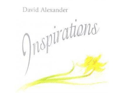 DAVID ALEXANDER - David Alexander - Inspirations (CD)