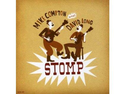 MIKE COMPTON & DAVID LONG - Stomp (CD)