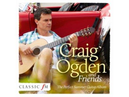 CRAIG OGDEN - Guitar And Friends (CD)