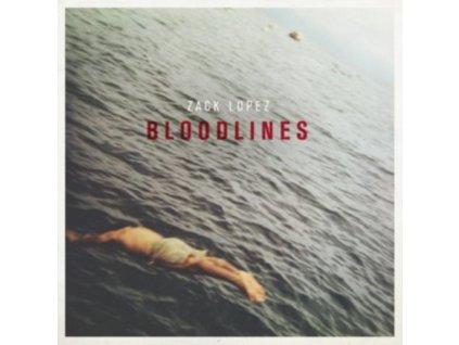 ZACK LOPEZ - Bloodlines (CD)