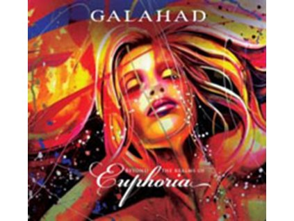 GALAHAD - Beyond The Realms Of Euphoria (CD)