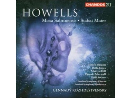 LONDON SO & CHROZHDESTVENSKY - Howellsmissa Sabrinensisstabat Mater (CD)